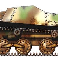 Type 5 Ho-Ru páncélvadász