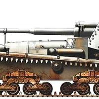 Semovente M41 da 90/53 páncélvadász