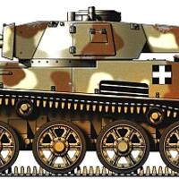 Toldi II könnyű harckocsi