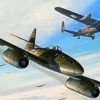 Sugárhajtású gépek a világháborúban [109.]