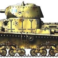 FIAT M15/42 közepes harckocsi
