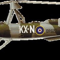 Avro Rota C-30 autogiro