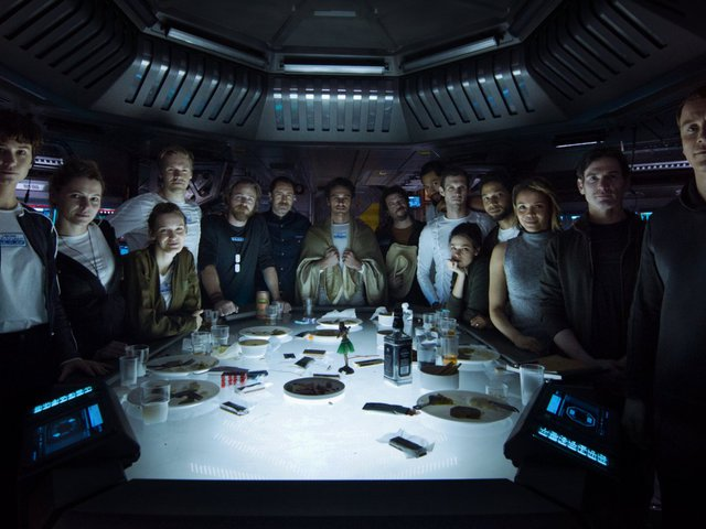Alien: Covenant - filmkritika
