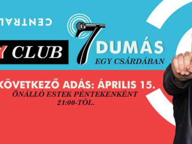 Comedy Club - tévétükör