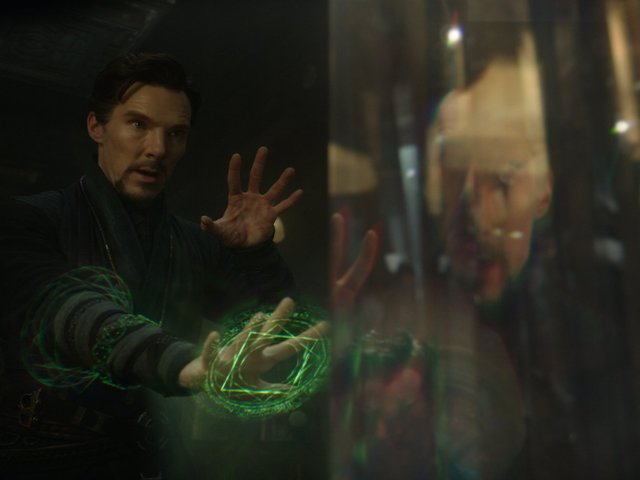 Doctor Strange - filmkritika