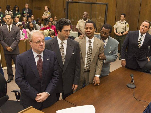 American Crime Story - Az O.J. Simpson-ügy - sorozatkritika