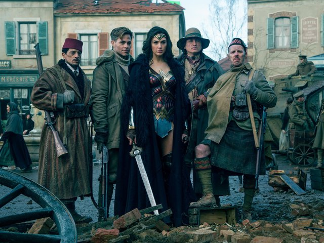 Wonder Woman - filmkritika