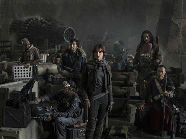 Zsivány Egyes - Egy Star Wars történet - filmkritika