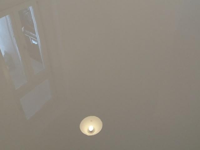 Műgyanta padló lakásba