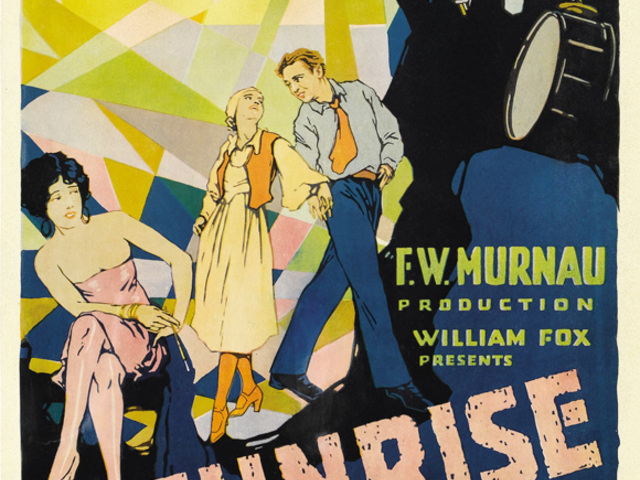 3. Virradat (Sunrise: A Song of Two Humans) (1927)