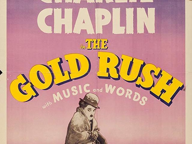 2. Aranyláz (The Gold Rush) (1925)