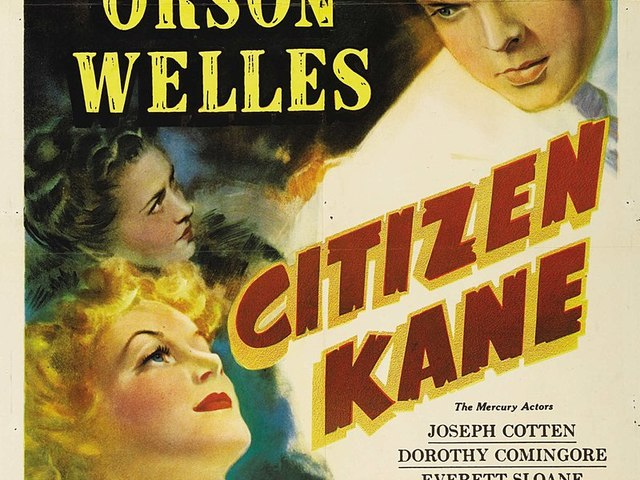 34. Aranypolgár (Citizen Kane) (1941)