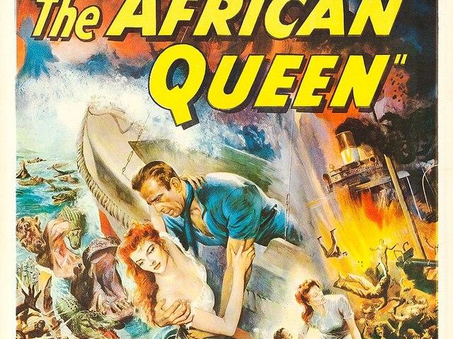 62. Afrika királynője (The African Queen) (1951)