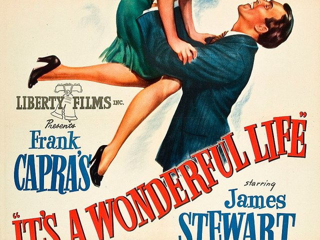 44. Az élet csodaszép (It's a Wonderful Life) (1946)