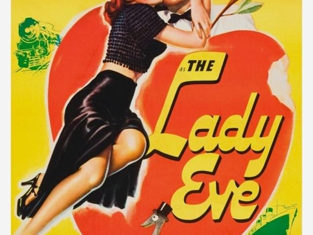33. Lady Éva (The Lady Eve) (1941)