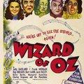 22. Óz, a csodák csodája (The Wizard of Oz) (1939)