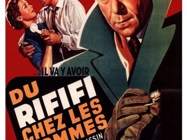 F10. Rififi a férfiak között (Du rififi chez les hommes) (1955)