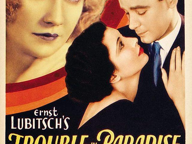11. Becsületes megtaláló (Trouble in Paradise) (1932)