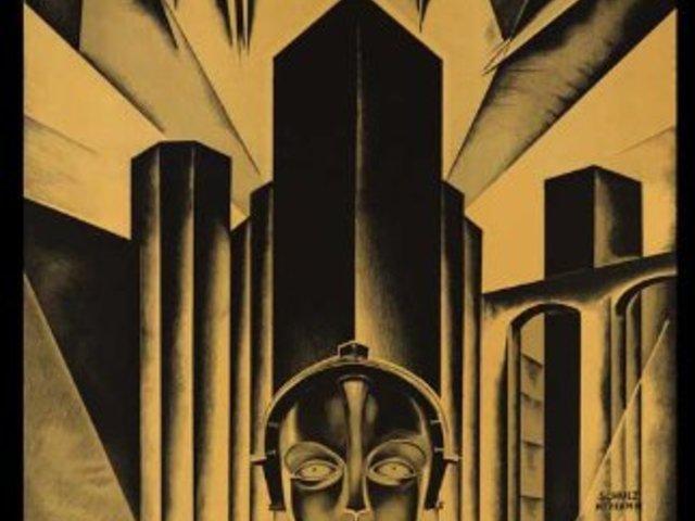 D3. Metropolis (1927)