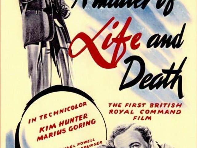 GB6. Diadalmas szerelem (A Matter of Life and Death) (1946)
