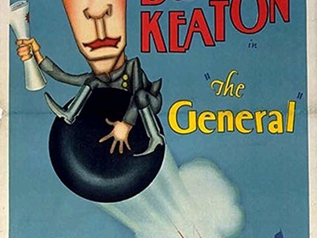 4. A generális (The General) (1927)