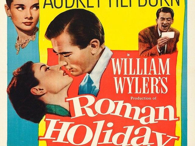 68. Római vakáció (Roman Holiday) (1953)