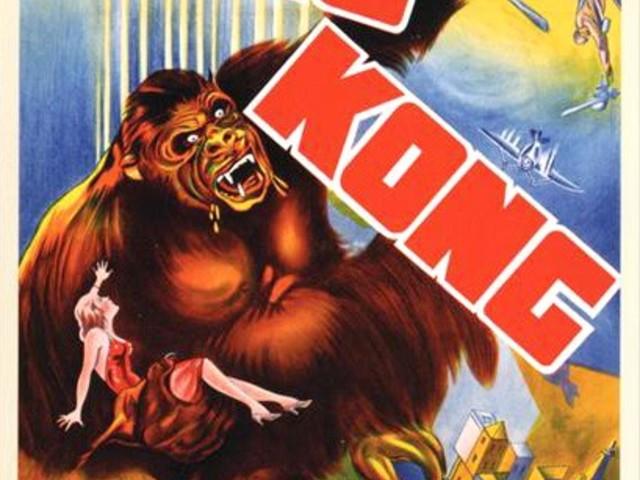 13. King Kong (1933)