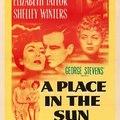 60. Egy hely a nap alatt (A Place in the Sun) (1951)
