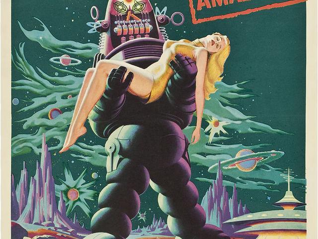 78. Tiltott bolygó (Forbidden Planet) (1956)