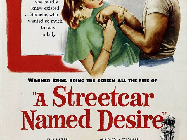 64. A vágy villamosa (A Streetcar Named Desire) (1951)