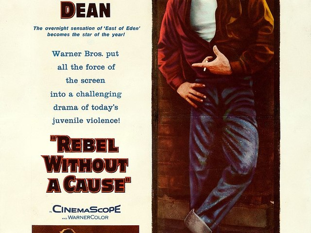 76. Haragban a világgal (Rebel Without a Cause) (1955)