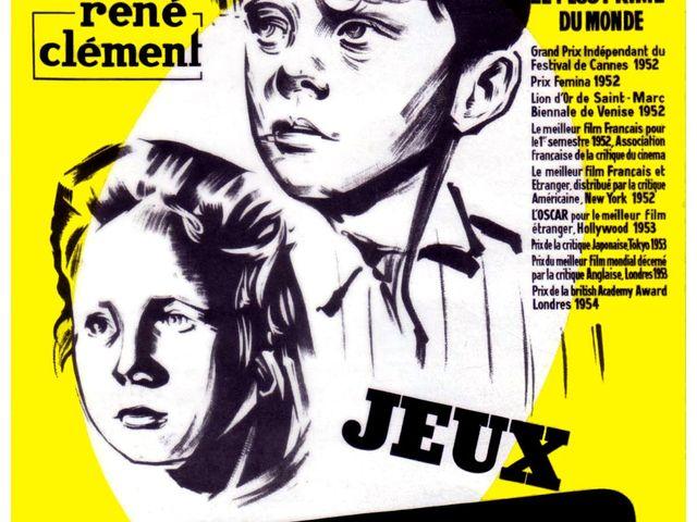 F6. Tiltott játékok (Jeux interdits) (1952)
