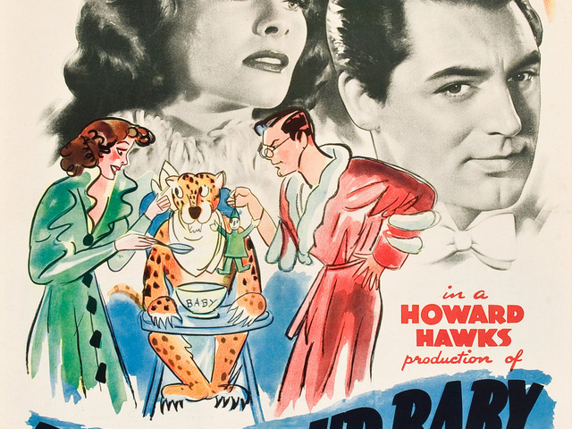 20. Párducbébi / Leopárd kisasszony (Bringing Up Baby) (1938)
