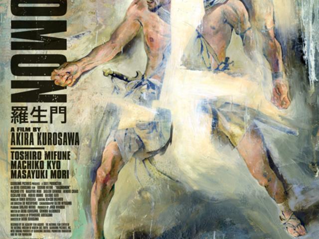 TK1. A vihar kapujában (Rashōmon) (1950)