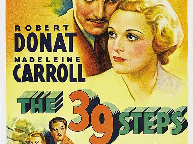 GB1. 39 lépcsőfok (The 39 Steps) (1935)
