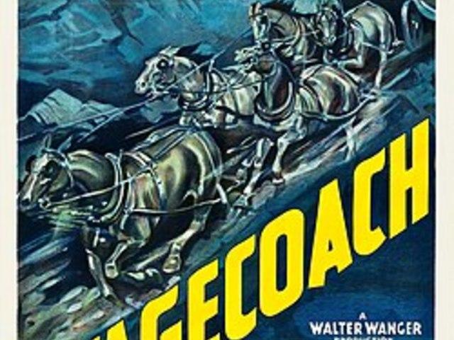 23. Hatosfogat (Stagecoach) (1939)