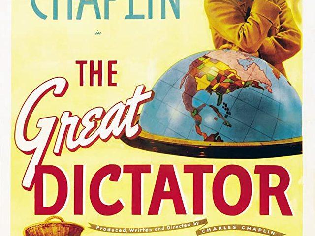 29. A diktátor (The Great Dictator) (1940)