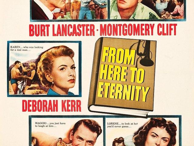 69. Most és mindörökké (From Here to Eternity) (1953)