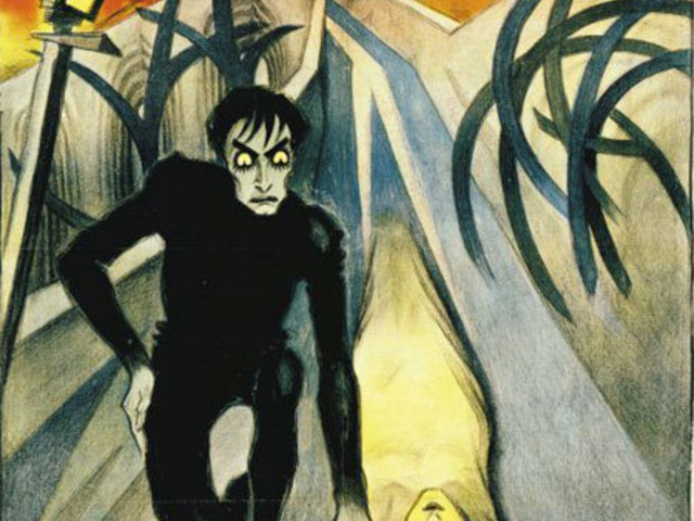 D1. Dr. Caligari (Das Kabinett des Doktor Caligari) (1920)