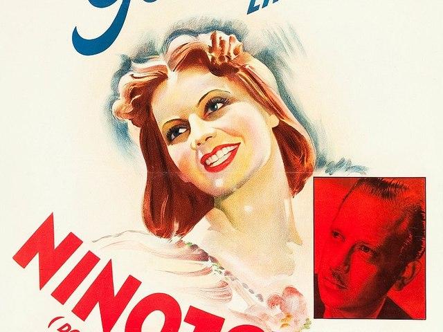 24. Ninocska (Ninotchka) (1939)