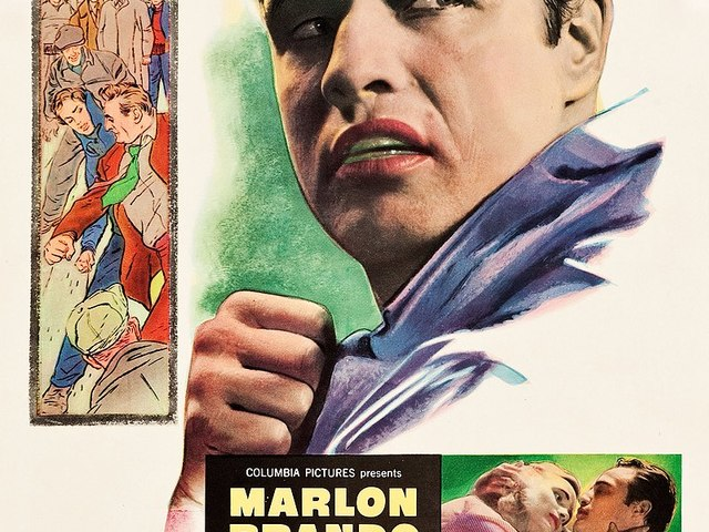 73. A rakparton (On the Waterfront) (1954)