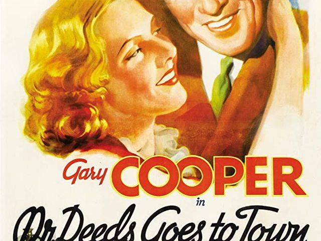 16. Váratlan örökség (Mr. Deeds Goes to Town) (1936)