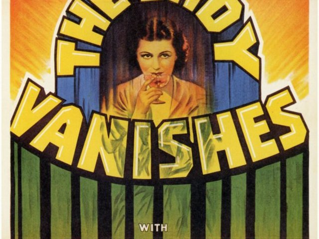GB2. Londoni randevú (The Lady Vanishes) (1938)