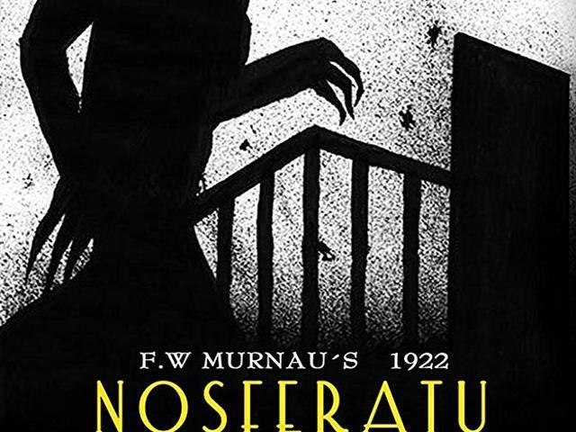 D2. Nosferatu (Nosferatu, eine Symphonie des Grauens) (1922)