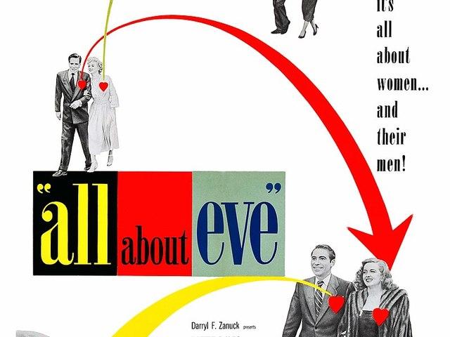 57. Mindent Éváról (All About Eve) (1950)