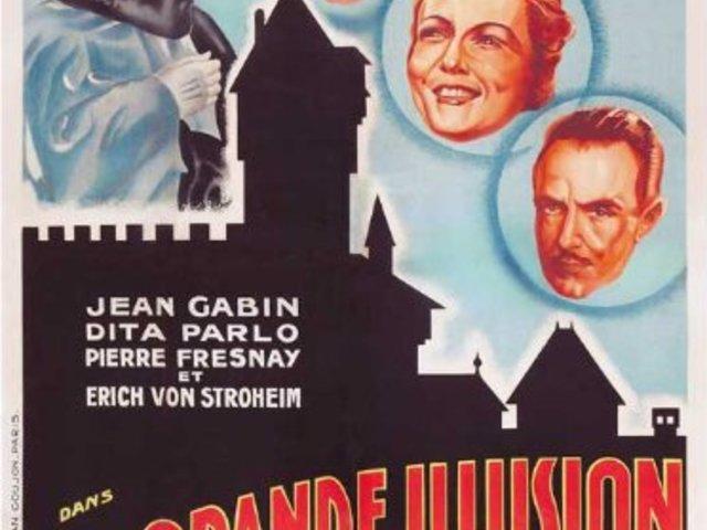 F2. A nagy ábránd (La Grande Illusion) (1937)