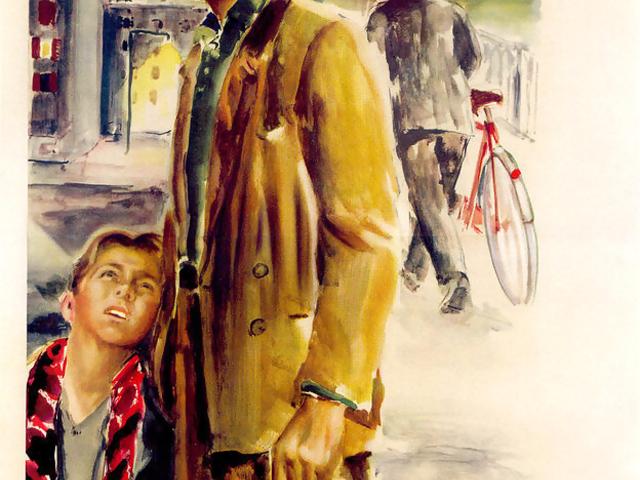 I2. Biciklitolvajok (Ladri di biciclette) (1948)
