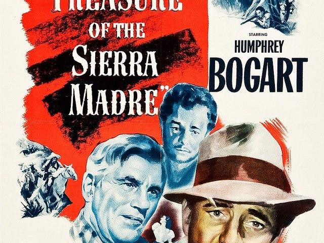 53. A Sierra Madre kincse (The Treasure of the Sierra Madre) (1948)