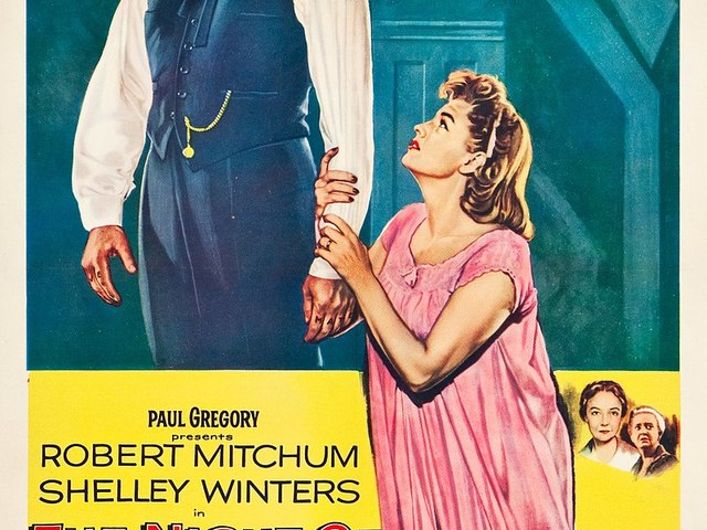 75. A vadász éjszakája (The Night of the Hunter) (1955)