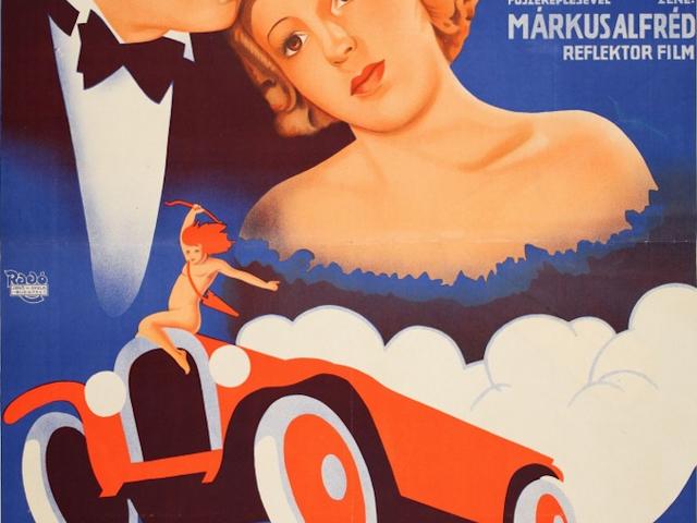 HU2. Meseautó (1934)